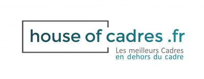 Logo HOUSE OF CADRES fond blanc bassedef