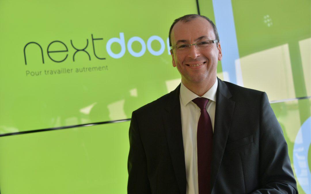 La convivialité au travail par Nextdoor