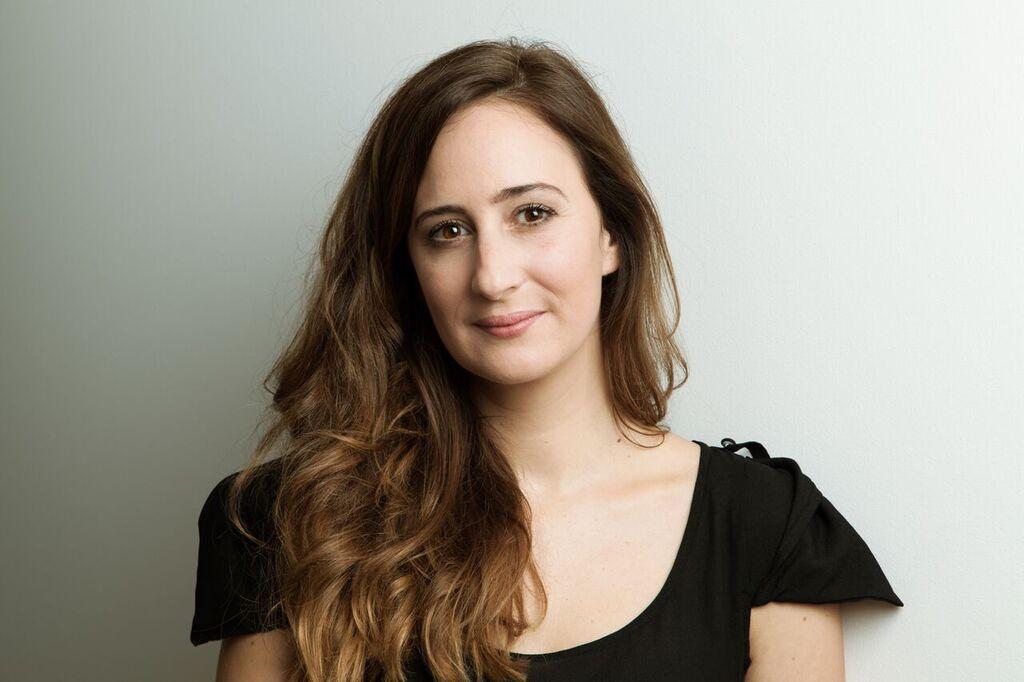Portrait de Céline Lazorthes Leetchi @Lucien Pérochon