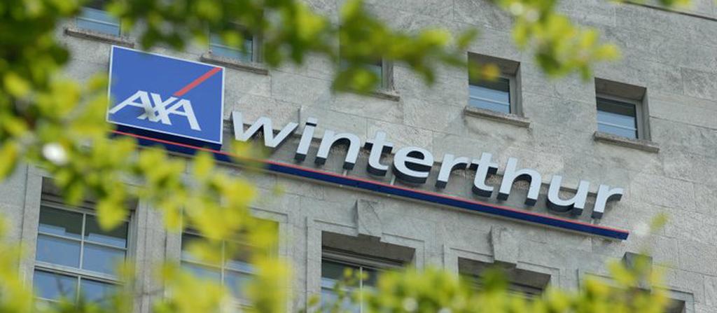Siège d'Axa Winterthur en Suiss