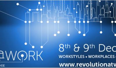 Revolution at Work 8-9 décembre 2016 à Coeur Défense