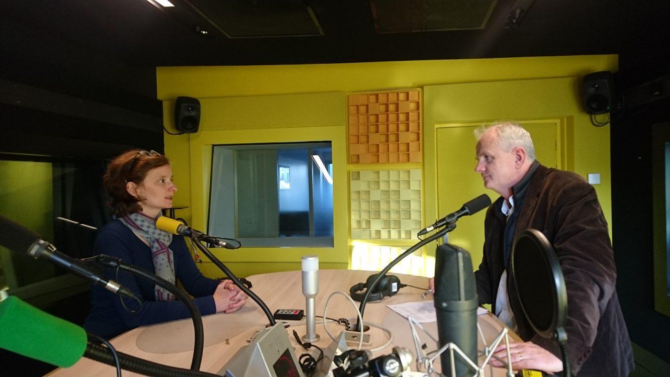 Caroline de Tinguy interviewée sur France Info
