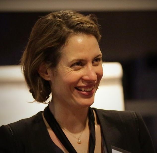 Constance, secrétaire générale en télétravail