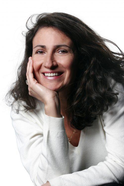 Portrait Muriel Fagnoni