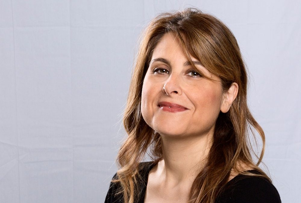 Marta, responsable marketing Europe, en flexible working