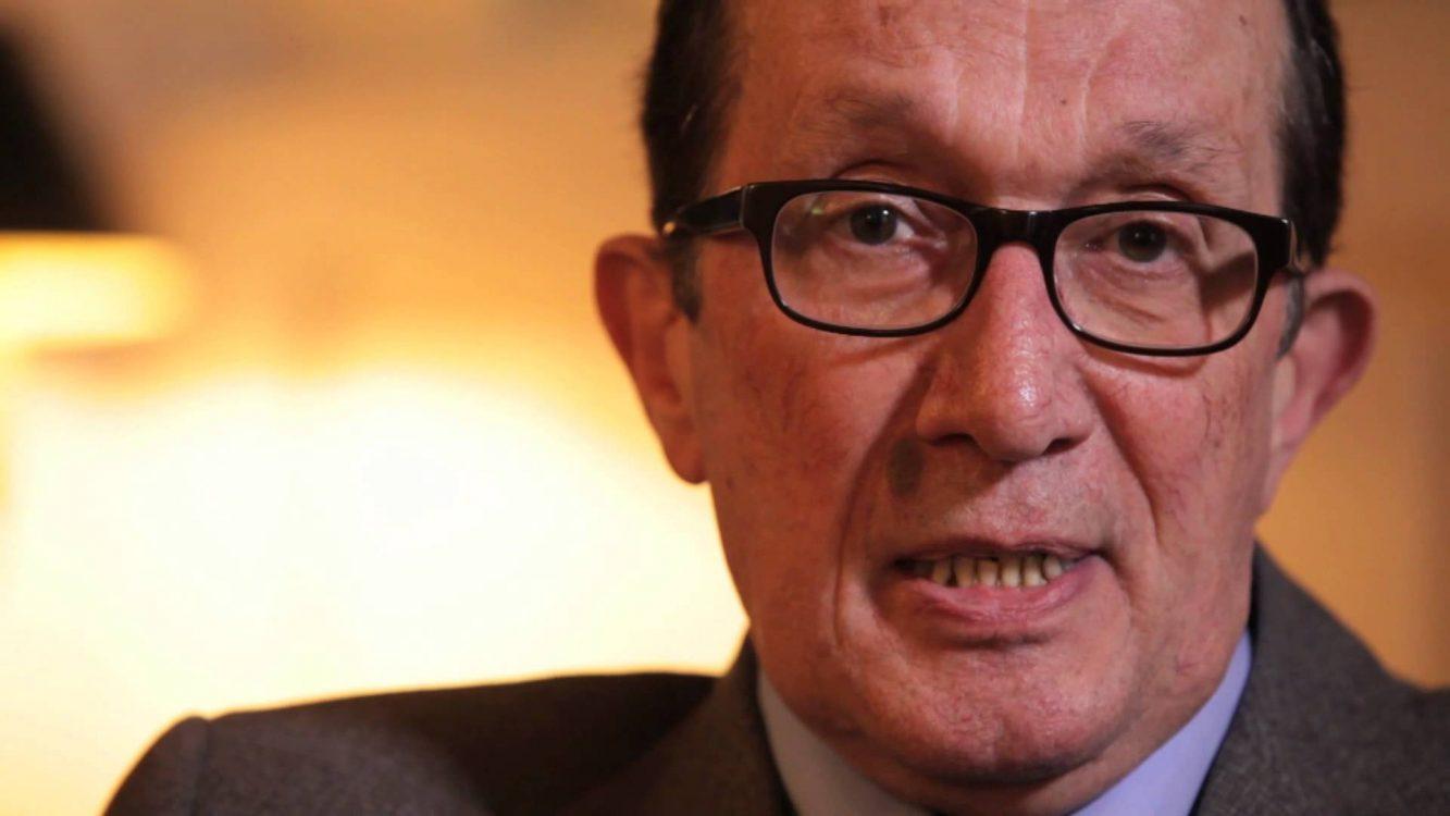 Potrait de François Dupuy, sociologue