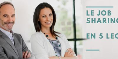 Le Job Sharing en 5 leçons